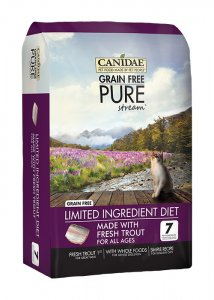 CANIDAE All Life Stages Indoor Adult Cat Food Made With Chicken, Turkey, Lamb & Fish Meals