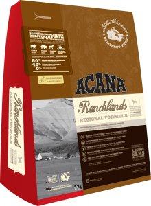 dry dog food from Acana